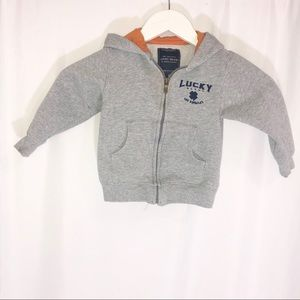 Lucky Brand Hoodie kids size 2T